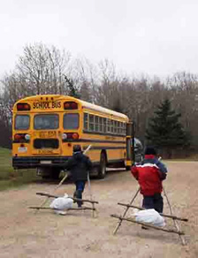 School-Program-Travois-&-Bus