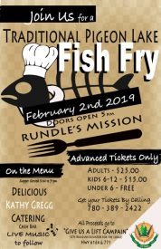 Image result for Rundle's Mission Fish Fry 2019